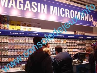micromania games show