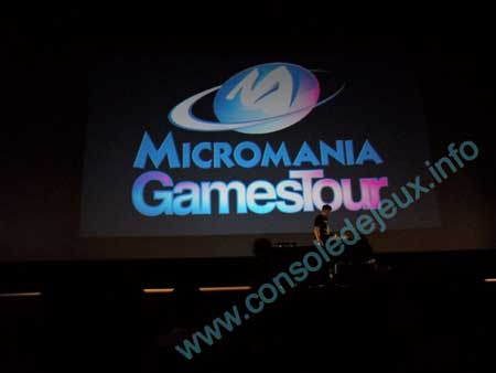 micromania games tour