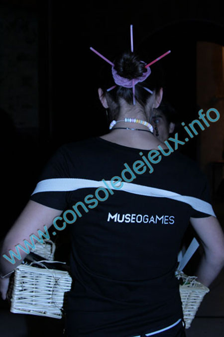 Museogames Girl